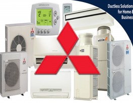 Mitsubishi Residential and Commercial Equipment